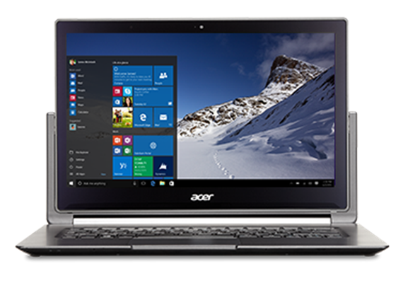 Acer Aspire R 13 Professional Edition (R7-371 Pro)