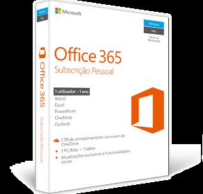Office 365 Pessoal