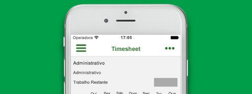Um ficheiro de projeto aberto no Project Professional. Office 365 Project Time Reporter