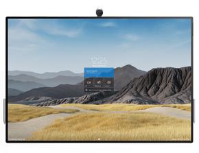 composição do Surface Hub 2S