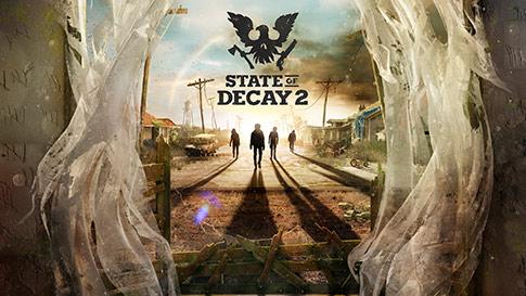 Ecrã do jogo State of Decay 2
