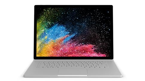 Imagem do dispositivo Surface Book 2