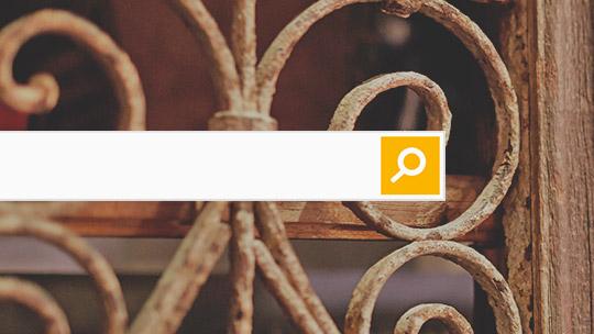 Detalii arhitecturale, căutați cu Bing pentru a afla răspunsurile de care aveți nevoie