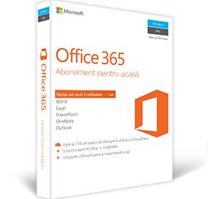Office 365 pentru acasă