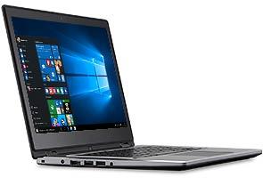 Dispozitiv 2 în 1, seria Dell Inspiron 13 7000, ediție specială