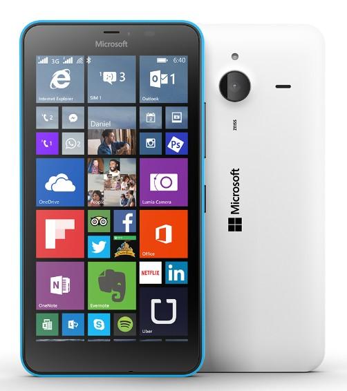 Lumia 640 как приложения