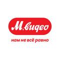 Логотип Mvideo