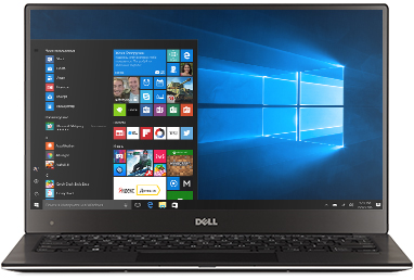 Dell XPS 13 9360 (QHD+) Touchscreen