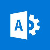 """Администратор Office365: раздел со сведениями о мобильном приложении """"Администратор Office365""""."""