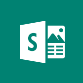 Microsoft Sway: раздел сведений о мобильном приложении Microsoft Sway.