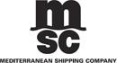 Логотип Mediterranean Shipping Company