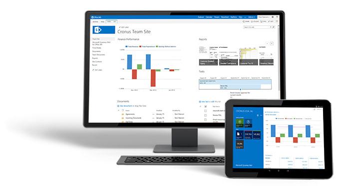 Помощь и планы поддержки по Microsoft Dynamics NAV