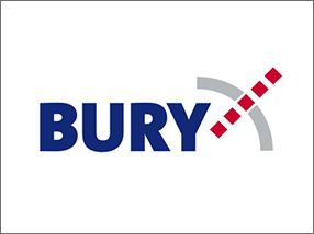 Логотип Bury Group