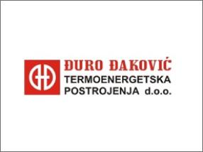 Логотип Đuro Đaković Termoenergetska Postrojenja