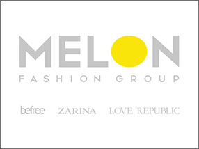 Логотип Melon Fashion Group