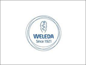 Логотип Weleda