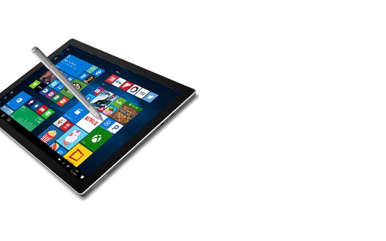 Tablet Microsoft s funkciou Windows Ink