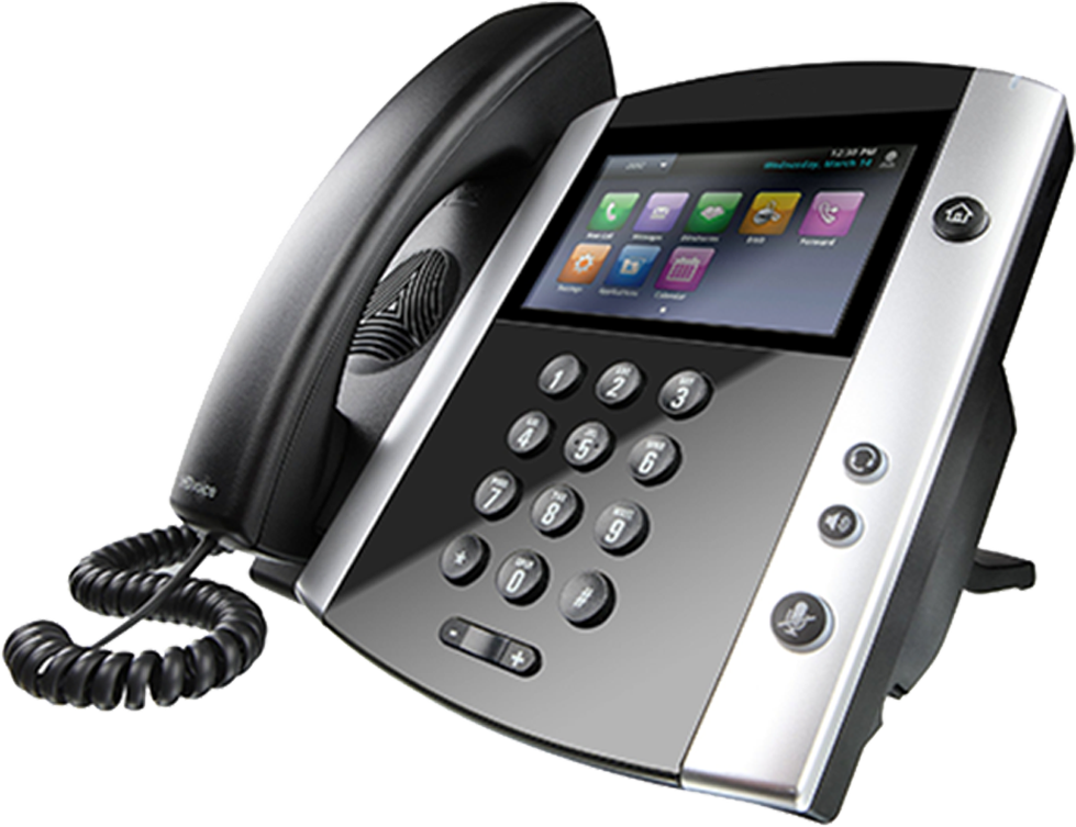 Stolový telefón