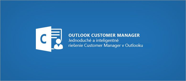 Logo Outlook Customer Manager