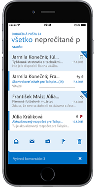 OWA pre iPhone