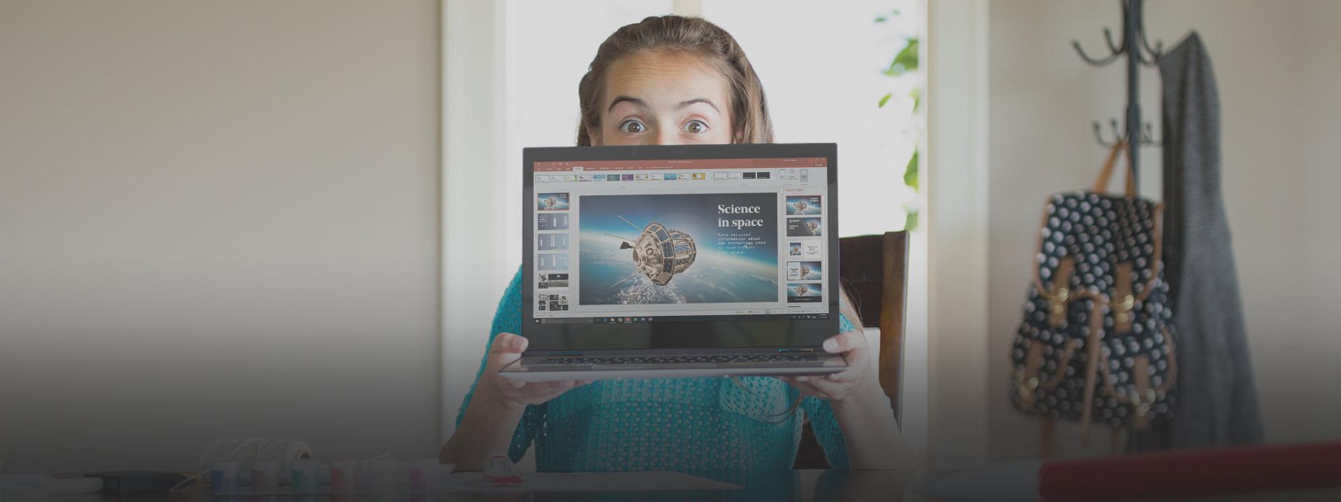 Počítač, zistiť viac oOffice 365