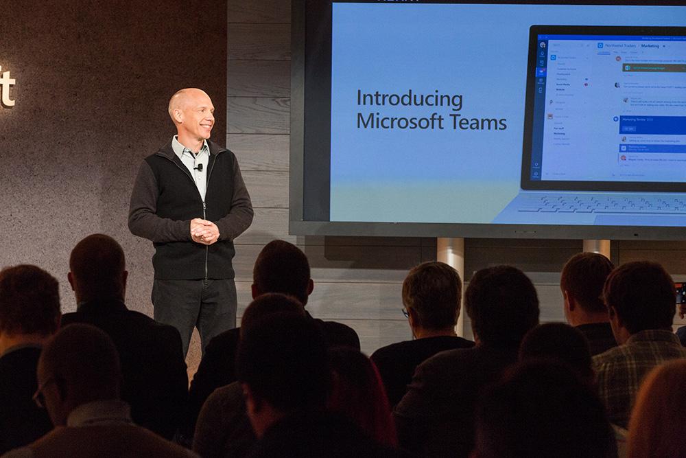 Microsoft predstavil Microsoft Teams