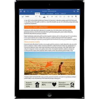 Office pre iPad