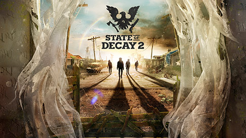 Obrazovka hry State of Decay 2