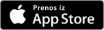Dobite mobilne aplikacije storitve OneDrive v trgovini iTunes
