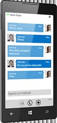 Lync 2013 za Windows Phone