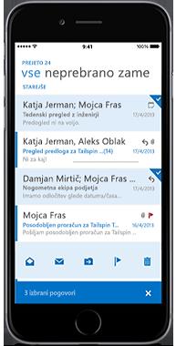 OWA za iPhone