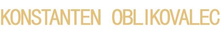 Logotip podjetja Constant Stylist