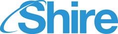 Logotip podjetja Shire