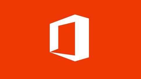 Ploščica programa Office