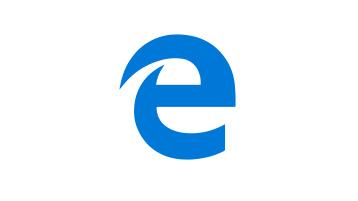 Ikona brskalnika Microsoft Edge