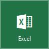 ikona programa Excel