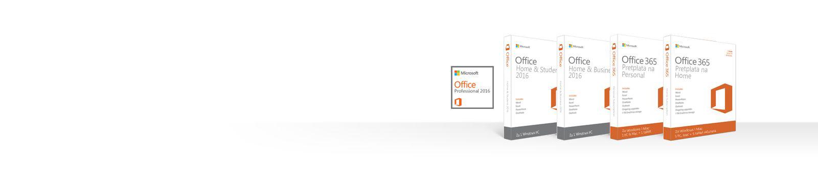 Upravljanje, preuzimanje ili pravljenje rezervne kopije Office proizvoda ili njihovo vraćanje u prethodno stanje