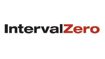 Interval Zero-logotyp