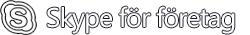 Skype för företag-logotyp
