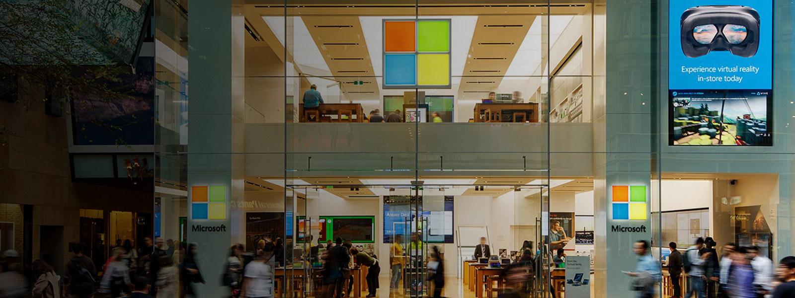 Microsoft Retail Store