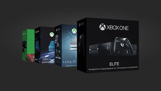 Xbox One-paket, köp nu