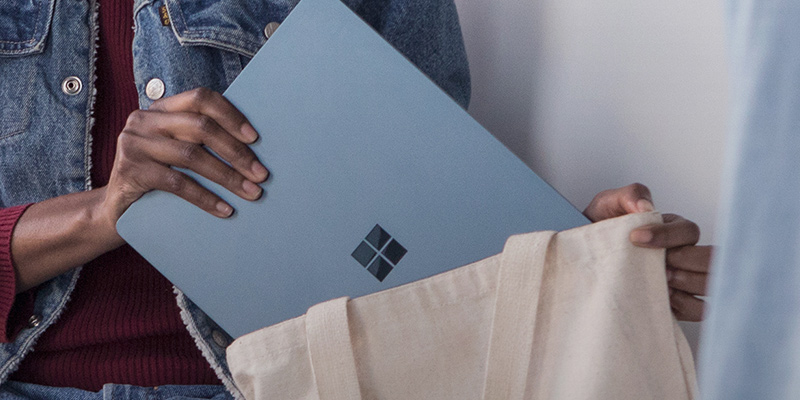 PRODUKTBILD AV SURFACE LAPTOP