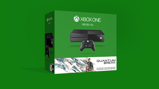 Quantum Break-paket, köp nu