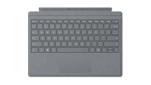 Signature Type Cover สำหรับ Surface Pro