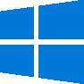 โลโก้ Windows 10