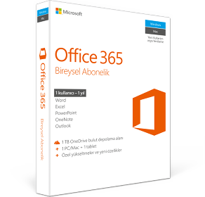 Office 365 Bireysel
