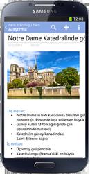 Android telefon için OneNote