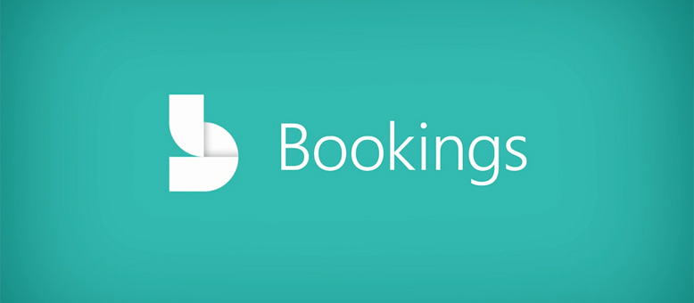 Microsoft Bookings logosu