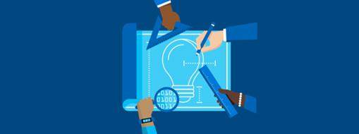 Емблема блоґу Project, новини Project і конференція Ignite 2016