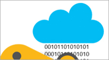 Đồ họa điện toán đám mây của Office 365, đi tới bài đăng blog thông báo về API Hoạt động Quản lý Office 365 mới dành cho giám sát bảo mật và tuân thủ